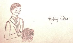 Robin Elder - L'ombra e la tempesta - Lande Incantate