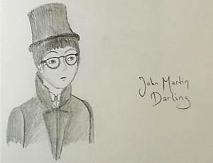 9 John Martin Darling