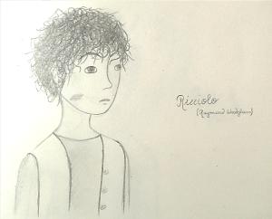 Ricciolo - L'ombra e la tempesta - Lande Incantate