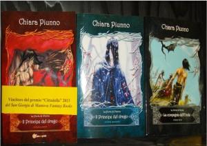 Il Principe del Drago - Chiara Piunno - Lande Incantate