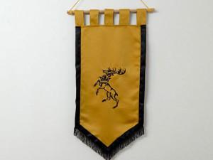 Insegna Baratheon - Trono di Spade - Lande Incantate