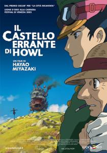 Il Castello Errante di Howl Miyazaki - Lande Incantate