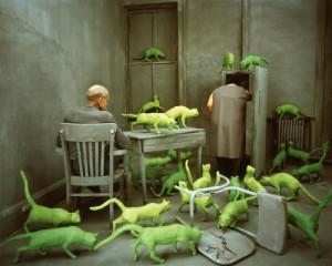 Radioactive Cats - Lande Incantate