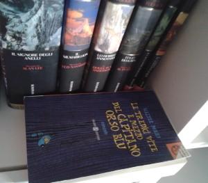 Le tredici vite e mezzo del capitano Orso blu - Lande Incantate
