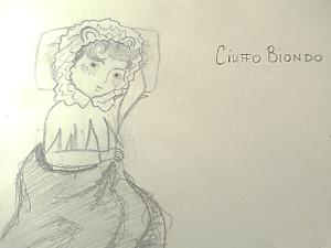 Ciuffo Biondo - L'Ombra e la tempesta - Lande Incantate