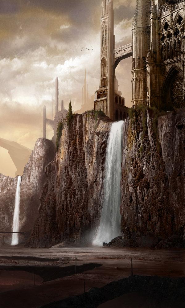 valinor by geograpcics - Lande Incantate