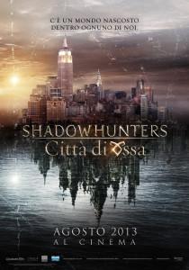 locandina Shadowhunters film - Lande Incantate