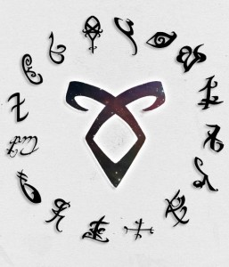 shadowhunters rune - Lande Incantate