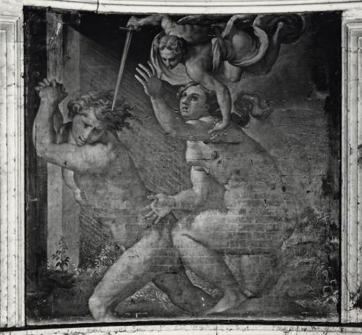 Cacciata Adamo edEva dal Paradiso dell'Eden  - Lande Incantate