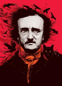 Edgar Allan Poe, Gatto Nero - Lande Incantate