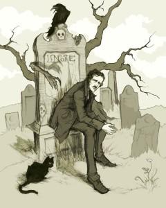 Lenore, Poe - Lande Incantate