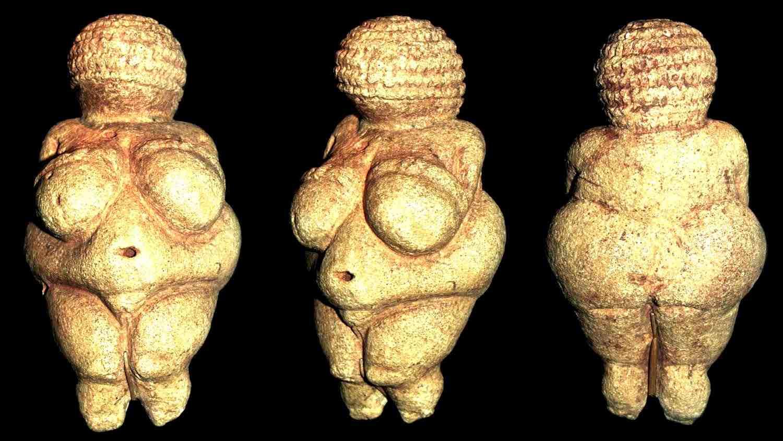 Venere di Willendorf - Lande Incantate