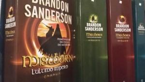 Mistborn - L'ultimo impero - Lande Incantate