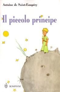 Il piccolo principe, libro - Lande Incantate