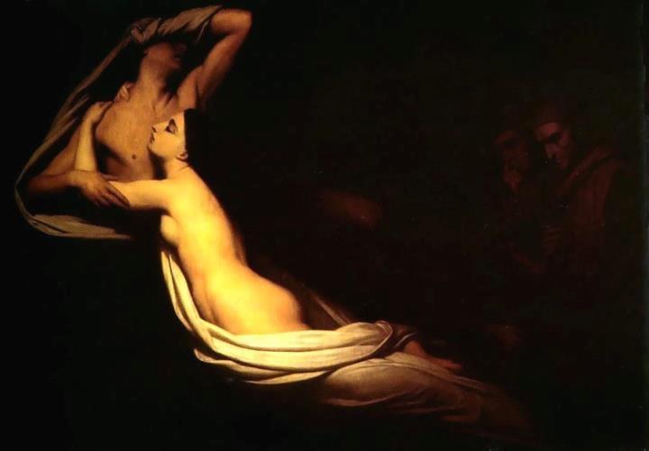 Paolo e Francesca - Lande Incantate