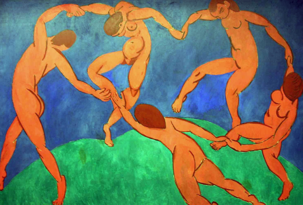 La Danza, Henri Matisse - Lande Incantate