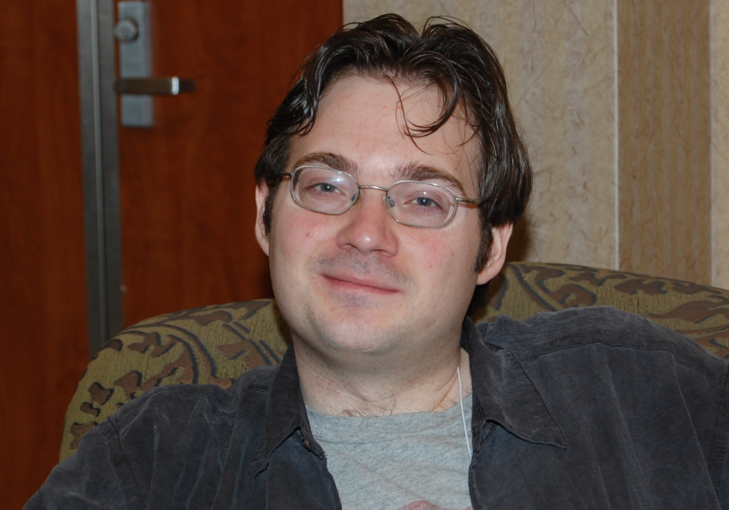 Brandon_Sanderson_at_CONduit_2007
