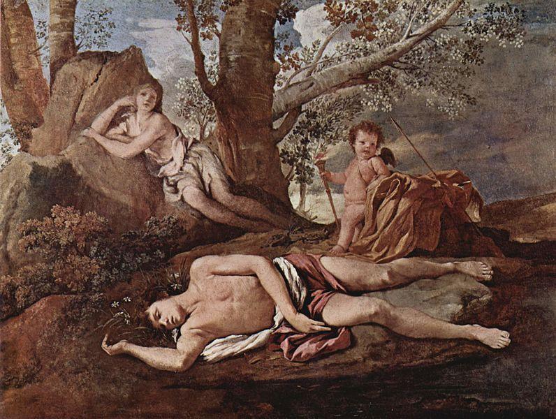 Eco e Narciso - Lande Incantate