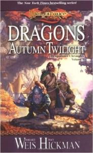 I draghi del crepuscolo d'autunno - Lande Incantate