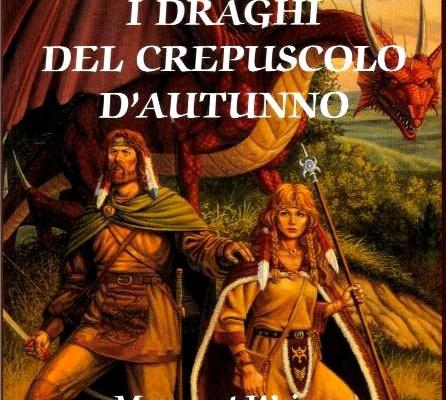 Recensione – I draghi del crepuscolo d'autunno di Margaret Weis