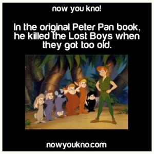 Peter Pan - Lande Incantate