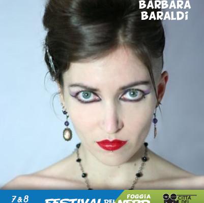 Barbara Baraldi ospite al Festival del Nerd 7 e 8 Maggio 2016 Foggia