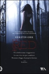 Red, La trilogia delle Gemme - Lande Incantate