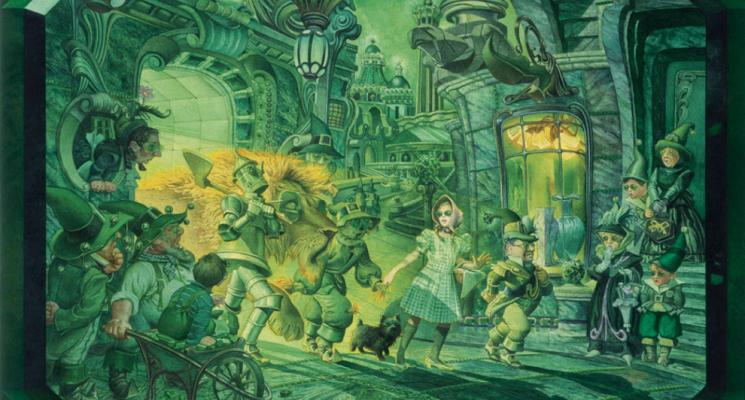 Recensione: Il Mago di Oz di L. Frank Baum