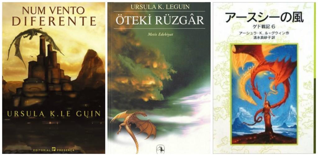 i venti di earthsea portoghese turco giapponese - Lande Incantate