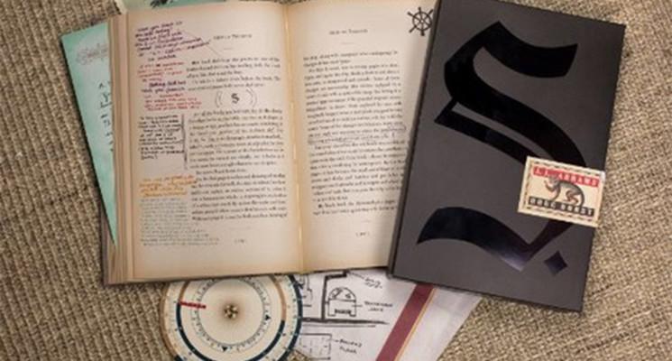 Recensione – La Nave di Teseo di J.J. Abrams