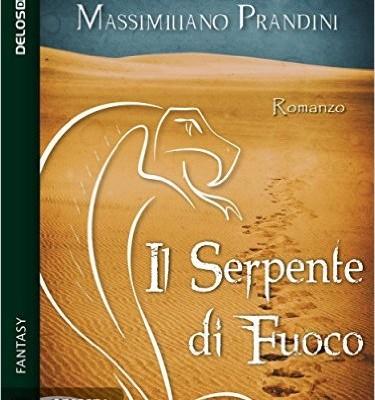 Il serpente di fuoco di Massimiliano Prandini e Sara Bosi | Disponibile in Ebook dal 24 maggio