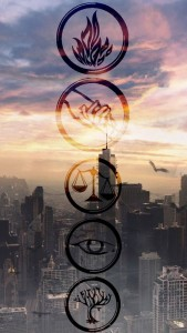 Divergent - Lande Incantate