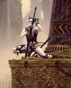 elric di melnibonè III - Lande Incantate