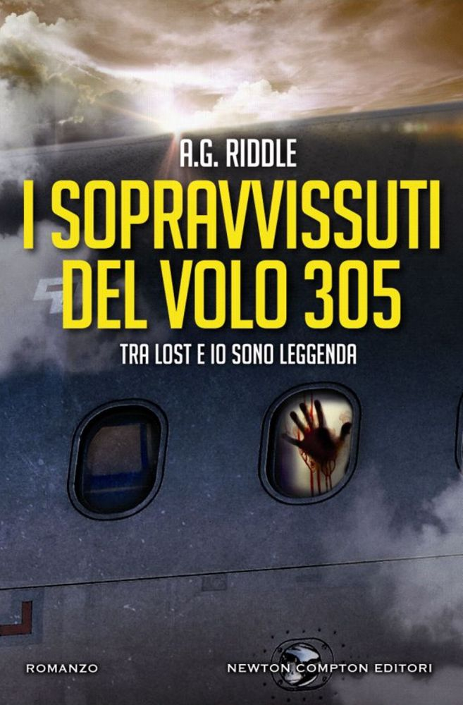 I sopravvissuti del volo 305 - Lande Incantate