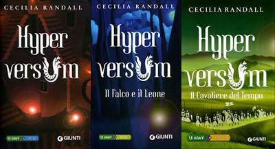 La Trilogia di Hyperversum di Cecilia Randall