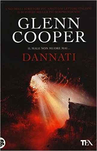 Recensione: Dannati – Glenn Cooper