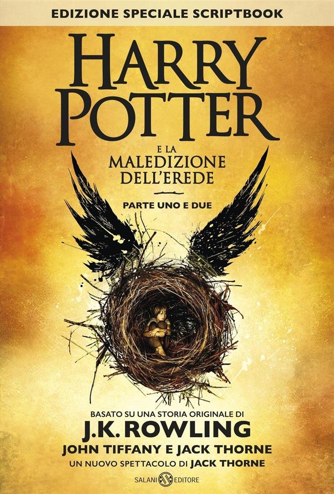 Harry Potter e la maledizione dell'erede - Lande Incantate