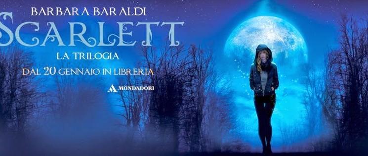 Scarlett la Trilogia di Barbara Baraldi