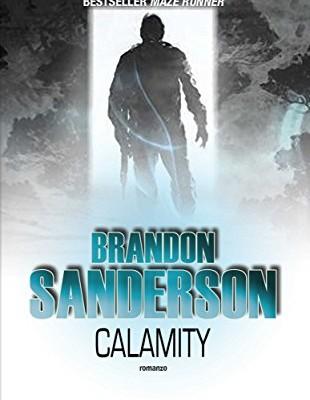 Calamity di Brandon Sanderson | Disponibile in libreria dall'8 settembre
