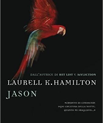 Jason di Laurell K. Hamilton | In libreria dal 29 settembre