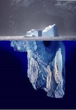 Il principio dell'iceberg