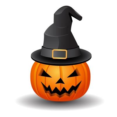 Zucca di Halloween - Lande Incantate