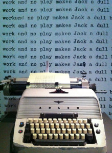 All work and no play makes Jack a dull boy, Shining - Lande Incantate