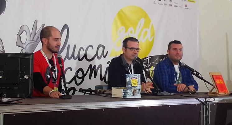Questo è un incontro fantasy – Alessio Del Debbio e Roberto Gerilli