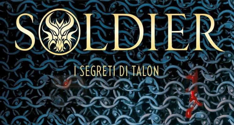 Soldier. I segreti di Talon – Julie Kagawa | In libreria dal 24 novembre