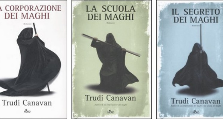 La Trilogia del Mago Nero di Trudi Canavan