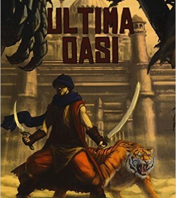 Ultima oasi di Alfonso Zarbo | Disponibile in libreria dal 24 novembre