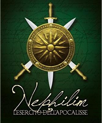 Nephilim. L'esercito dell'apocalisse di Anna Tuccillo | Disponibile in formato cartaceo dal 31 dicembre