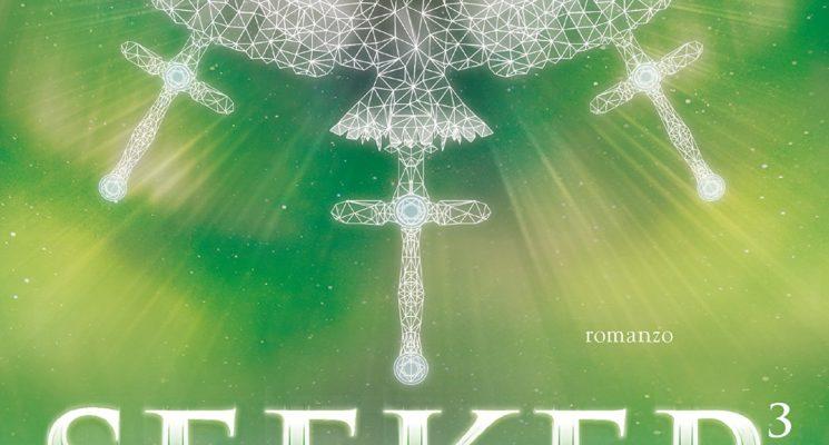 La ragazza del destino. Seeker 3 di Arwen Elys Dayton | In libreria dall'11 Aprile