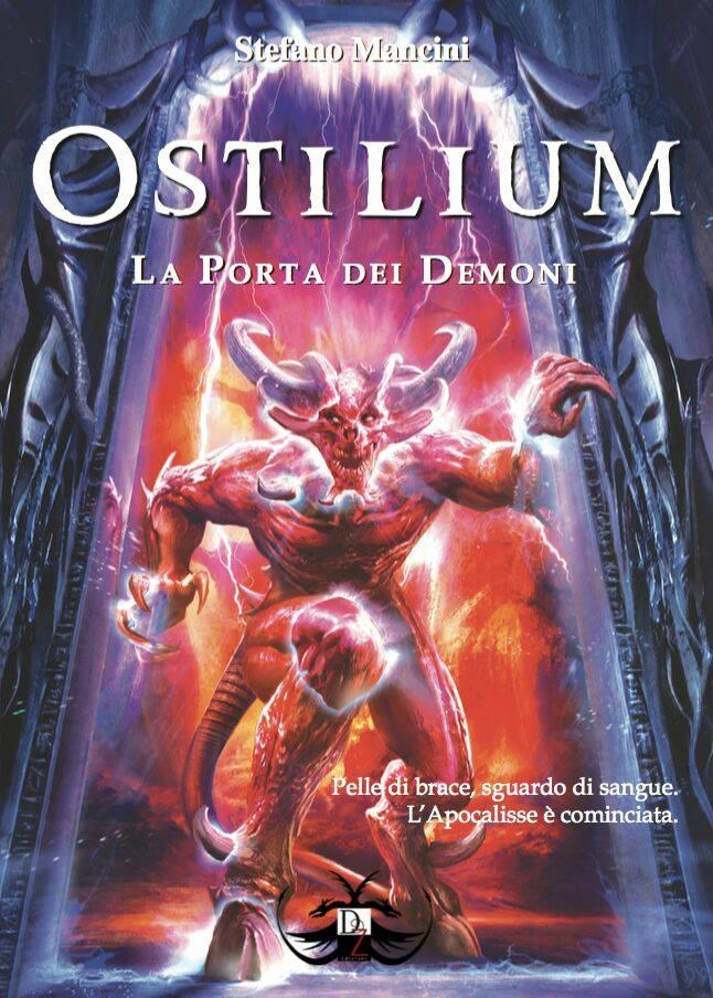 Recensione ostilium stefano mancini romanzo dark - La porta di anne recensione ...